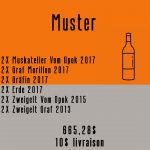 Caisse Muster